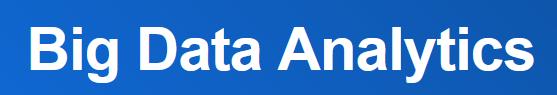 Big Data Analytics Group, UdS