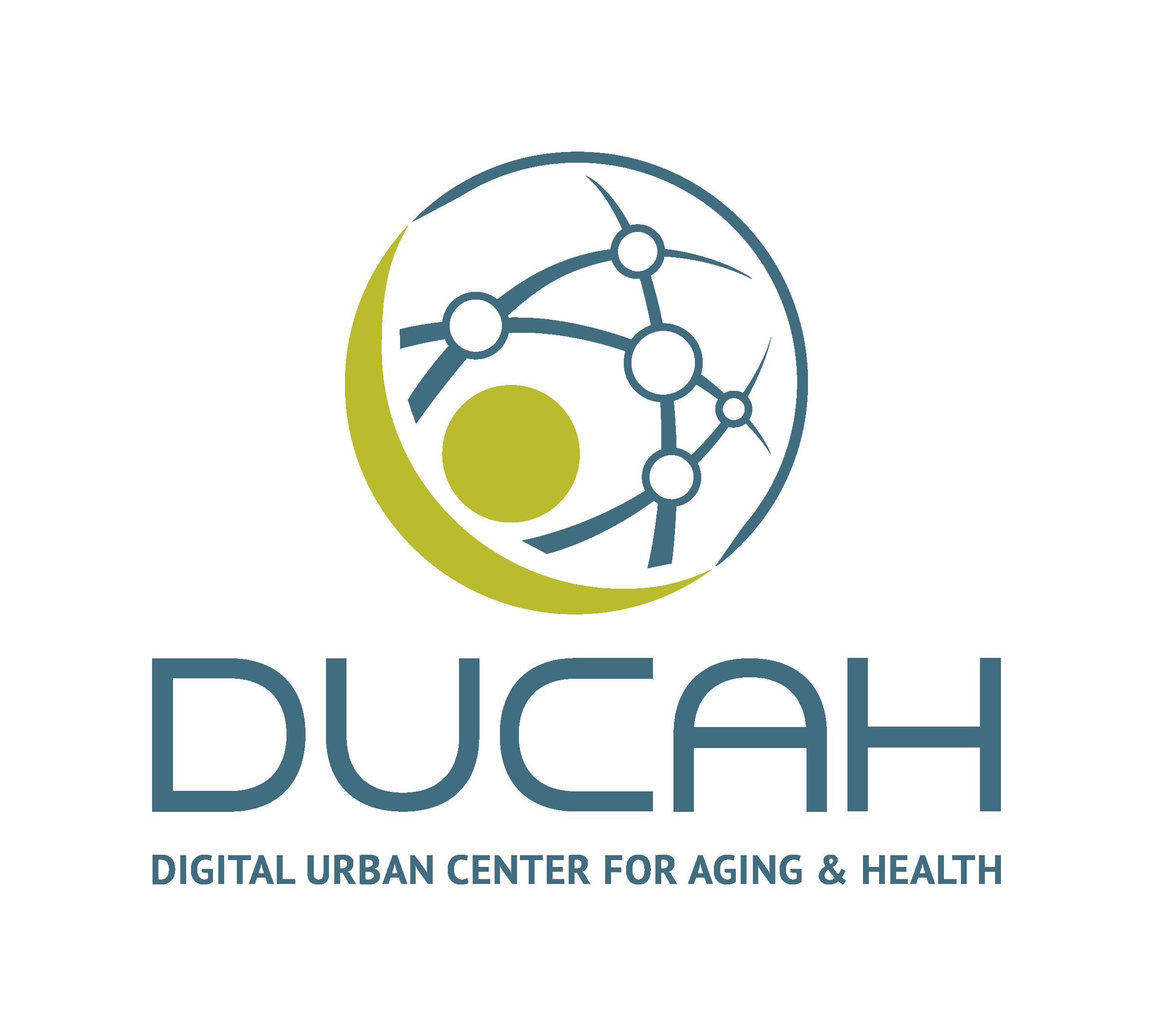 Digital Urban Center for Aging & Health | DUCAH